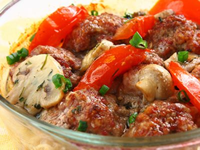 cooked perfect recipe angus meatball cacciatore