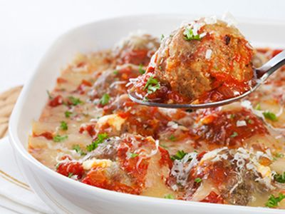 cooked perfect recipe creamy tomato meatball casserole