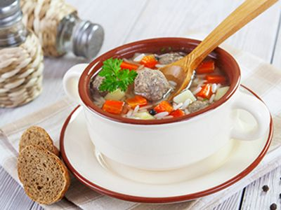 cooked perfect recipe hearty meatball soup