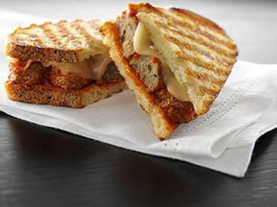 cooked perfect recipe meatball panini