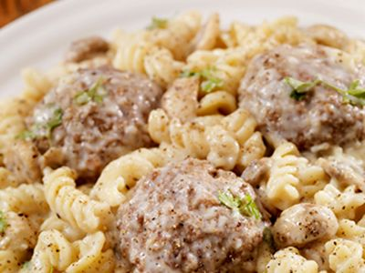 cooked perfect recipe meatballs and pasta frezilinni