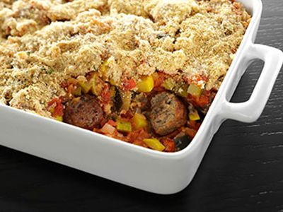 cooked perfect recipe mediterranean meatball casserole