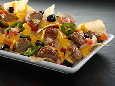 cooked perfect recipe turkey meatball nachos