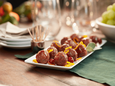 cooked perfect recipe merry cranberry meatballs
