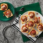 cooked perfect recipe cheesy meatball cups