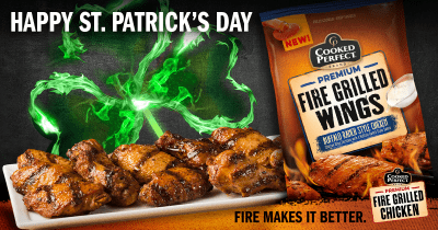 cooked-perfect-fire-grilled-chicken-st-patrick's-day-campaign