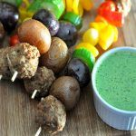 cooked-perfect-rainbow-kabobs-cilantro-sauce-recipe