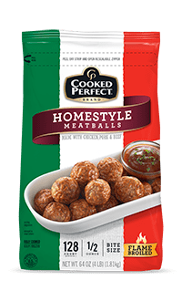 cooked perfect meatball homestyle product image