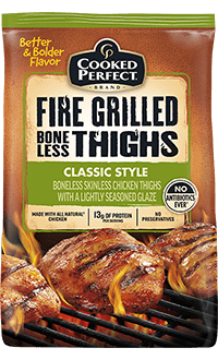 cooked perfect fire grilled classic thighs product image