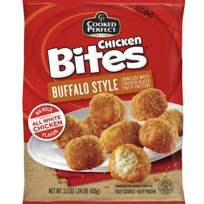cooked perfect bites buffalostyle product image