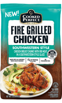 cooked perfect fire grilled southwestern style chunks