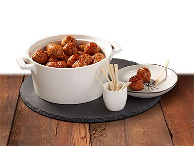 cooked perfect recipe slow cooker bbq meatballs